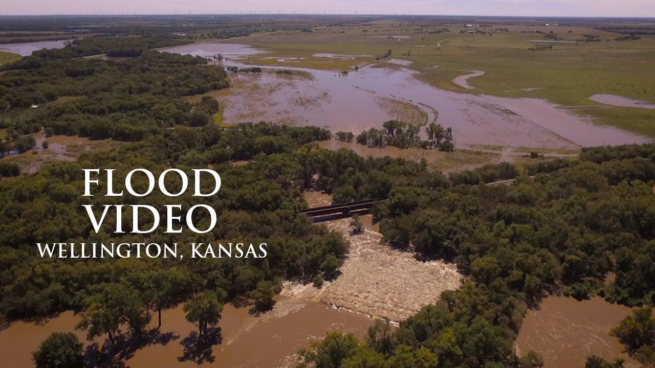 Samson Ledesma's video of the Sumner County flooding