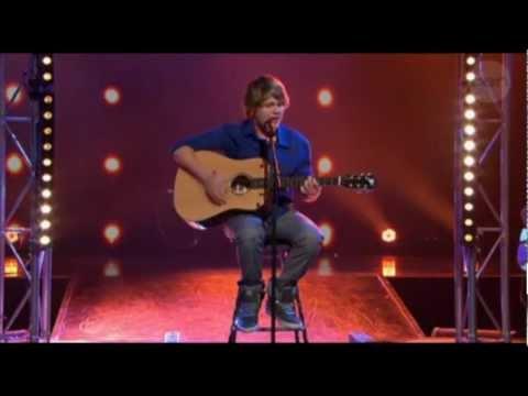 Dynamite - Sean Emmett (Young Talent Time 2012)
