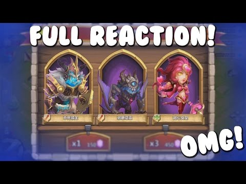 Castle Clash Rolling For Valentina! (INSANE ROLLS!)