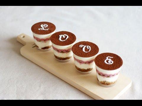 Cách làm bánh Tiramisu