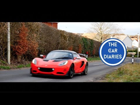 Episode 1 - Craig's 2016 Lotus Elise Cup Review
