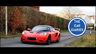 Lotus Elise Cup - Review and Test Drive