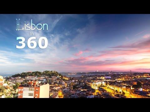 Lisbon in 360