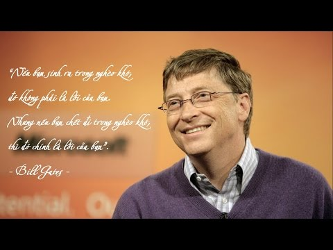 Giáng Sinh định mệnh của Bill Gates