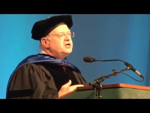 Binghamton University Commencement Spring  - Eric Schwartz Honorary Degree Recipient - P