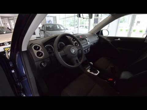 2011 Volkswagen Tiguan S CERTIFIED (stk# 3982A ) for sale at Trend Motors VW in Rockaway, NJ
