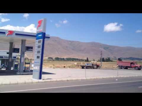 160815 Artvin Express 2 Erzurum to Artvin