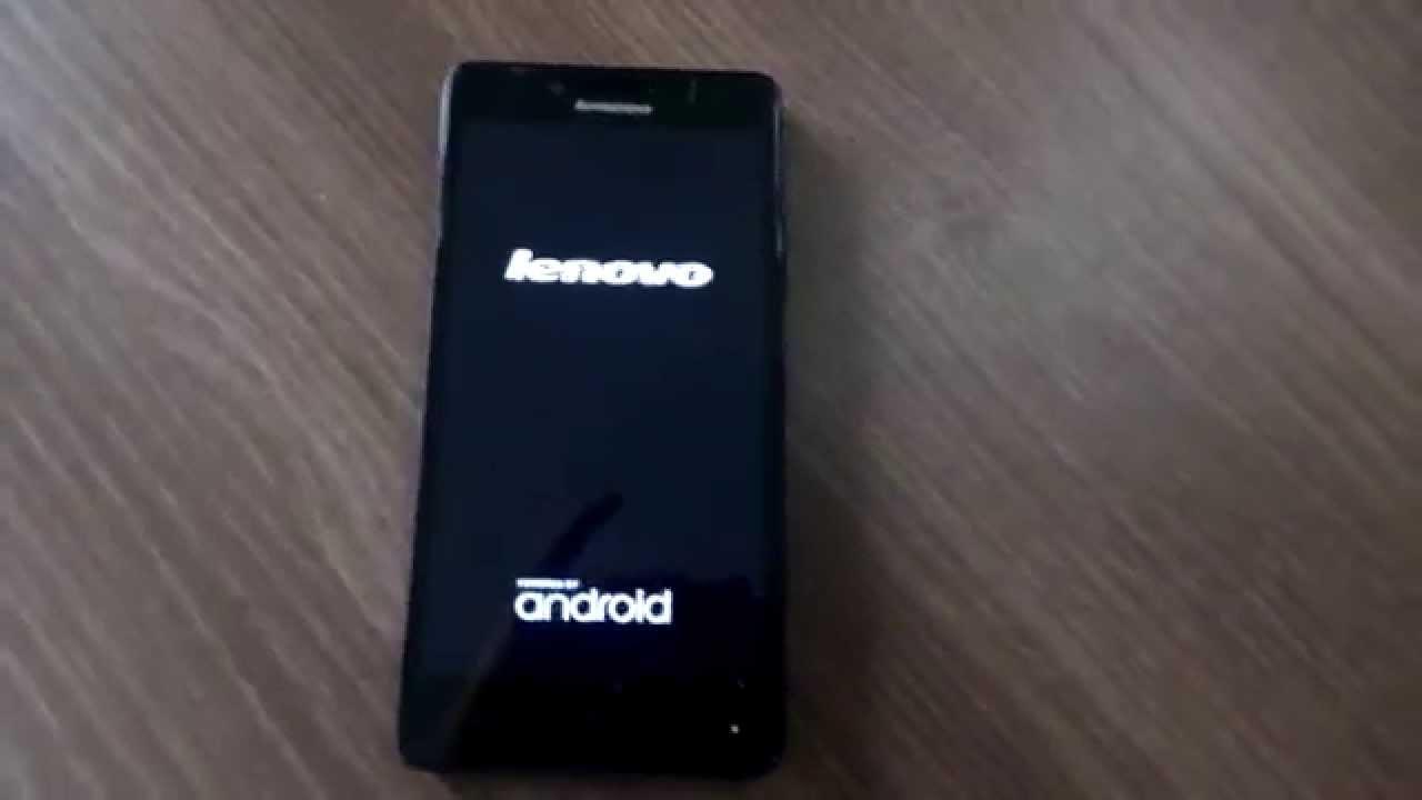 Cara Factory Reset Password & Install Ulang Android Lenovo A6000 ...