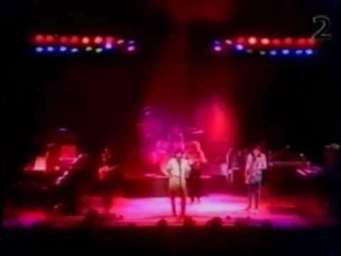 ROXY MUSIC Stockholm 1976 Complete Tv Broadcast