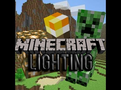 Minecraft   Lighting / Ideas