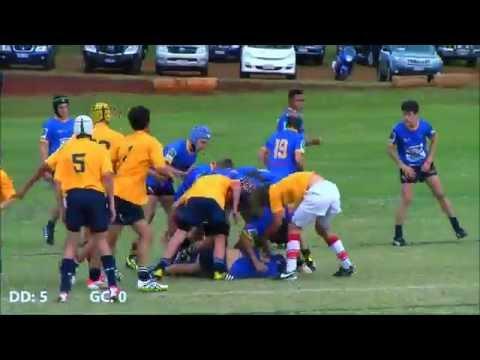 U'14 Rep Rugby || Trial Game 3 || Darling Downs vs Gold Coast