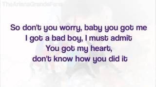 The Way - Ariana Grande feat. Mac Miller (KARAOKE)