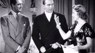 Cary Grant Annoys Irene Dunne The Awful Truth