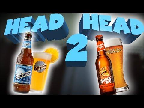 Blue Moon vs Shock Top // Head 2 Head