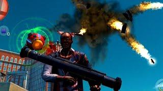 Gangstar Vegas gameplay: A Zombie's Destruction