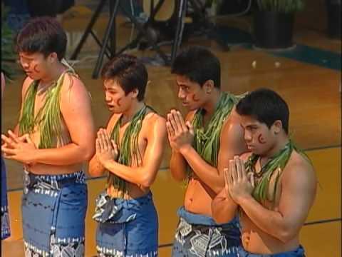 2006 Punahou School Holoku Pageant (May 6, 2006)