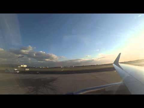 Driving on a runway, Sheremetyevo International Airport, Moscow