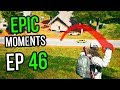 PUBG: Epic & Lucky Moments Ep. 46