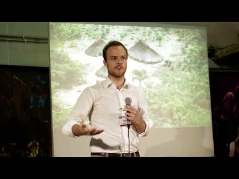 Stefan Torges - Wild animal suffering: Why 99% of wild animals die as babies already (IARC 2016)