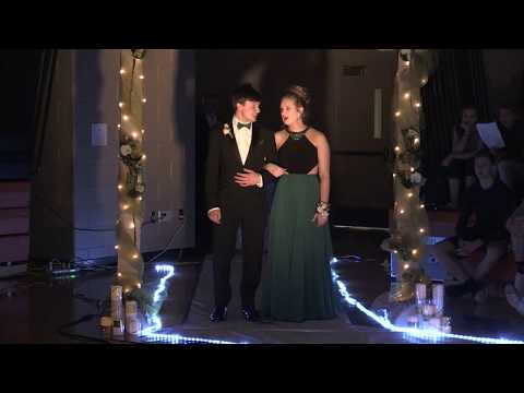 04.28.2018 Marshall High School Prom Grand March