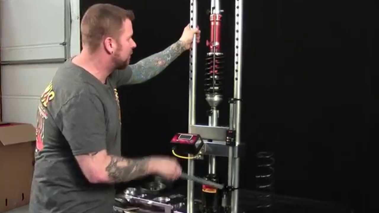 Determining Bump Stop Wheel Load Rating