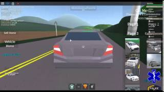 Roblox: Pacifico- 2012 Honda Civic LX Test Drive