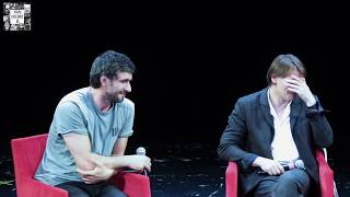 Dragos Bucur si Marius Manole - Glumele in teatru si film