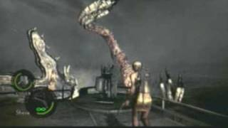 Resident Evil 5 walkthrough part 21 sheva