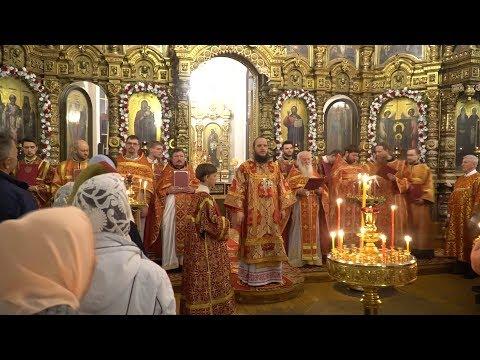 Пасхальное Богослужение, г. Борисоглебск 2019