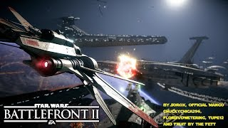Battle Of Coruscant Mod Star Wars Battlefront II