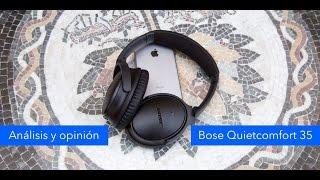 Bose Quietcomfort QC35 Análisis y opinión