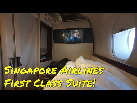 singapore-airlines-first-class-suites-review-part-2:-caviar,-lobsters-and-a-bed-in-the-sky!
