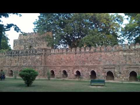 A Walk Through: - Lodi Gardens, Delhi