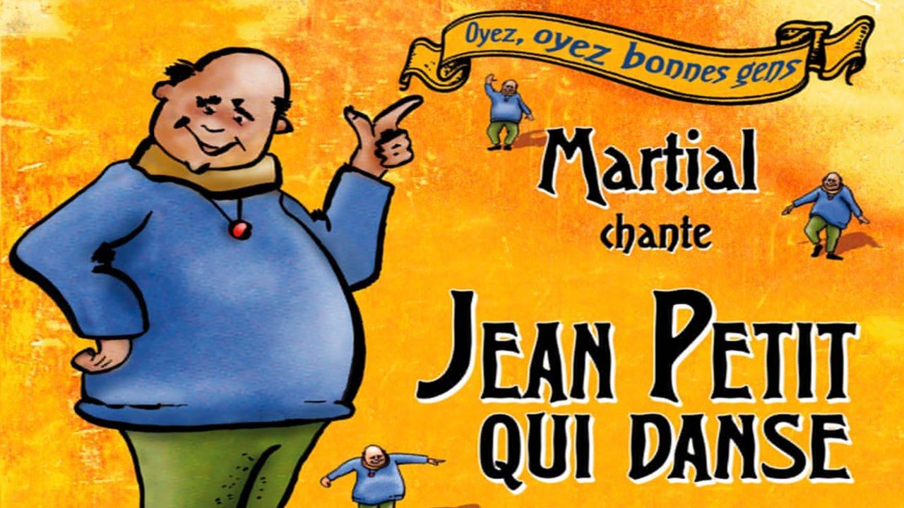 Martial jean petit qui danse hd officiel elver records - Petite souris qui danse ...