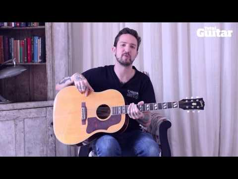 Me And My Guitar interview with Frank Turner