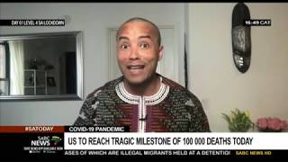 COVID-19 Pandemic   United States reaches milestone of 100 000 COVID-19 deaths