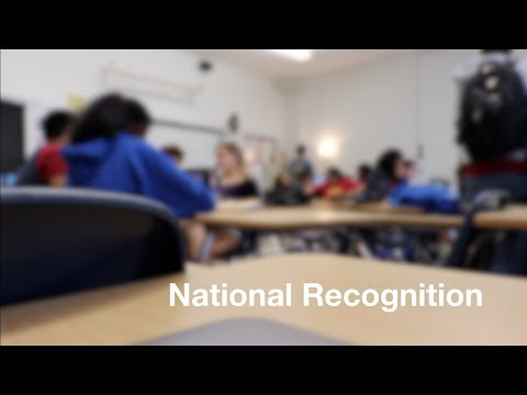 Stanton: National Recognition