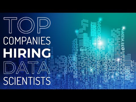 Top 10 Data Science Companies To Work For In 2020