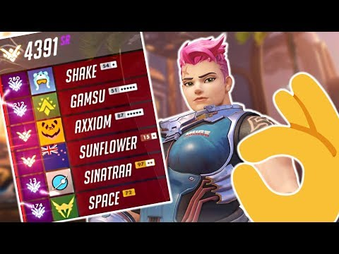 the ideal ranked experience - Overwatch thumbnail