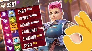 the ideal ranked experience - Overwatch