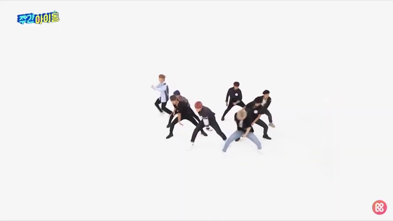 ateez inception but the camera zooms in every time they body roll