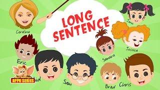 Funny Classroom Joke - Long Sentence
