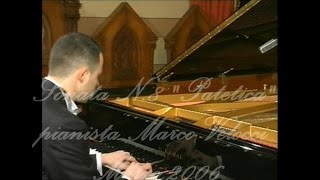 Marco Velocci - Beethoven Sonata No. 8 Op. 13 (Pathetique) Chopin - Scherzo No. 2, Op. 31