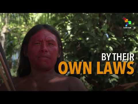 Amazon Tribe to Fight Against Mining Companies