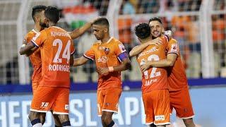 FC Goa 3-0 Chennaiyin FC - Match 4 Highlights | Hero ISL 2019-20