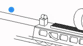 MS Paint - Speed draw of a M1701 50 cal. Sniper Rifle