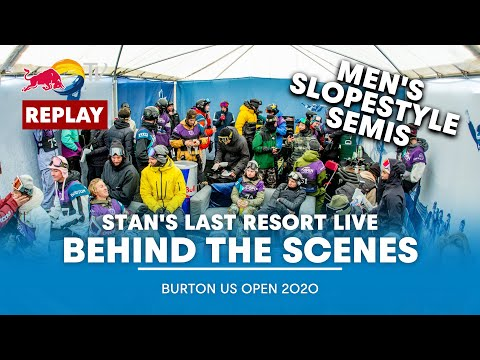 Last Resort Live From The Burton 2020 US Open - Men's Slopestyle Semi-Finals From Vail, Colorado
