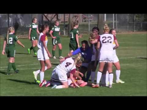 Anna Bondy Soccer Highlights - Northern State University