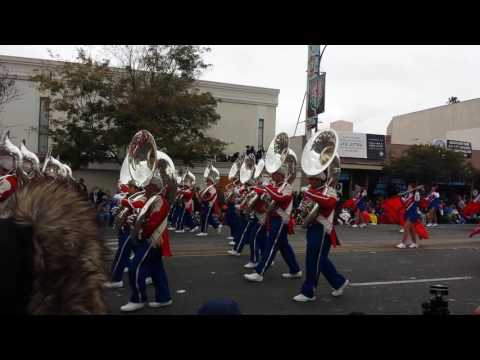 Rose Parade 2017: Los Angeles Marching Band