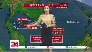 Bão số 16 - Những tin tức mới nhất - Tin Tức VTV24